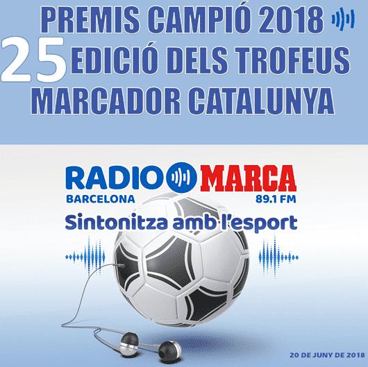 25 PREMIS CAMPIÓ 1