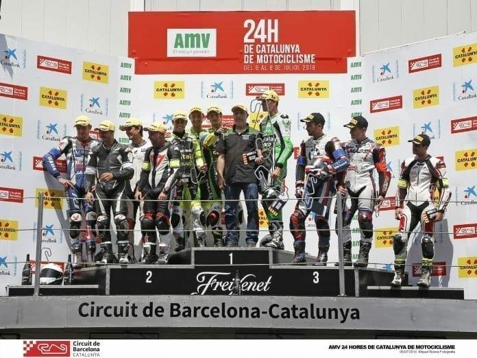 AMV 24 HORES DE CATALUNYA DE MOTOCICLISME