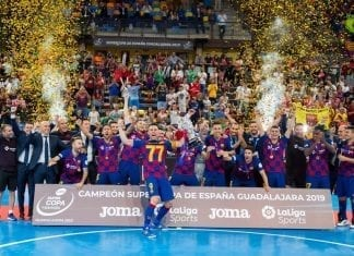 El Barça se lleva la Supercopa