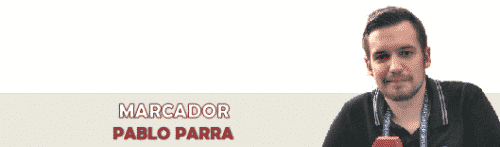 MARCADOR PABLO PARRA