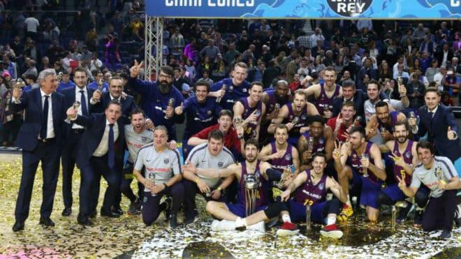 Final de la Copa del Rey de baloncesto