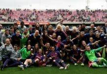 Barça femenino
