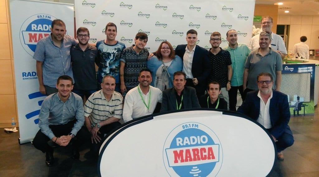 Equip de Marcador Catalunya