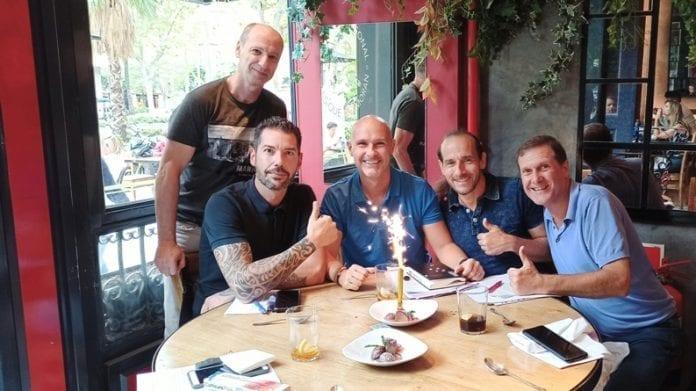 Padelona celebra su primer cumpleaños