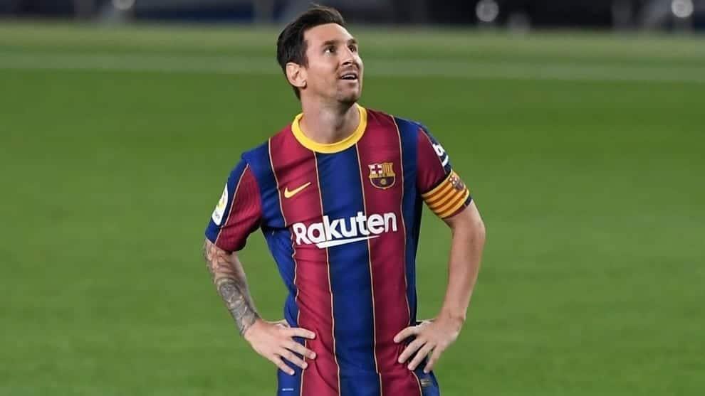 en el Camp Nou no se pierde la esperanza, especialmente gracias a la figura de Lionel Messi