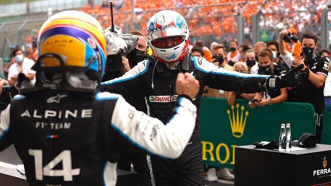 L'apassionant GP d'Hongria de F1, protagonista avui al Formula Marca