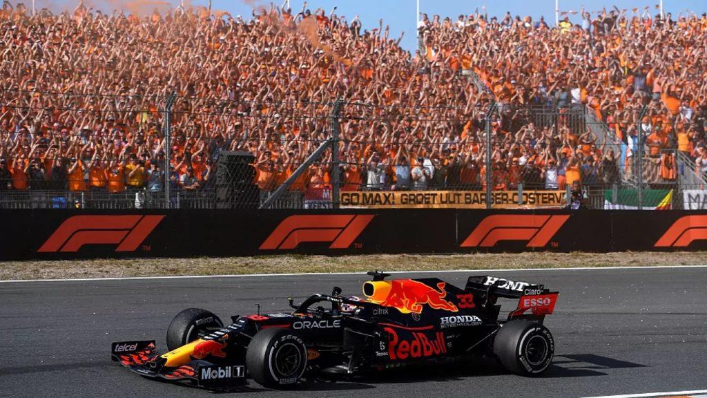 La victòria de Verstappen al GP d'Holanda, protagonista avui al Formula Marca
