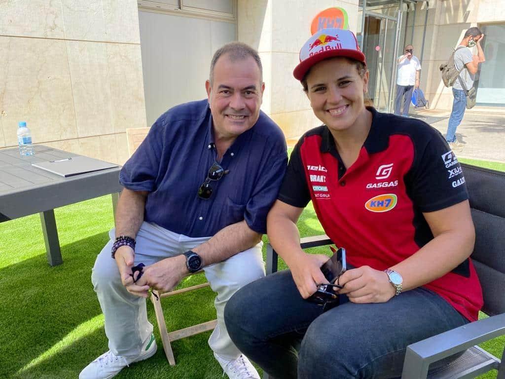 Laia Sanz i la nova edició del RallyRACC Catalunya-Costa Daurada, avui al Formula Marca