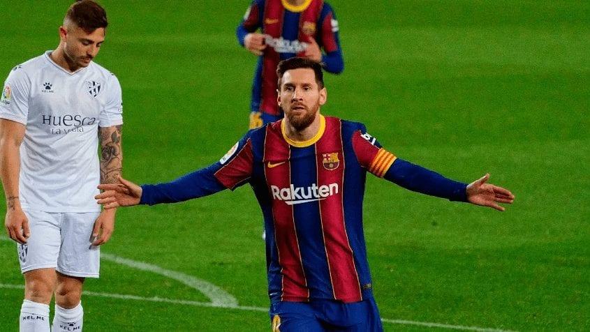 Pendientes de la Renovación de Messi