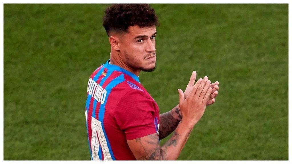 Coutinho: se queda un año más en el Barcelona