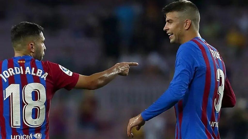Acuerdo entre Jordi Alba y el Barça para su adecuación salarial