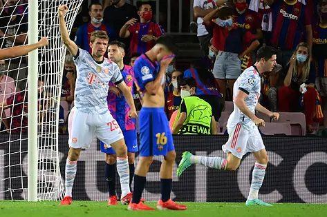 Barça - Bayern La diferencia sigue siendo abismal