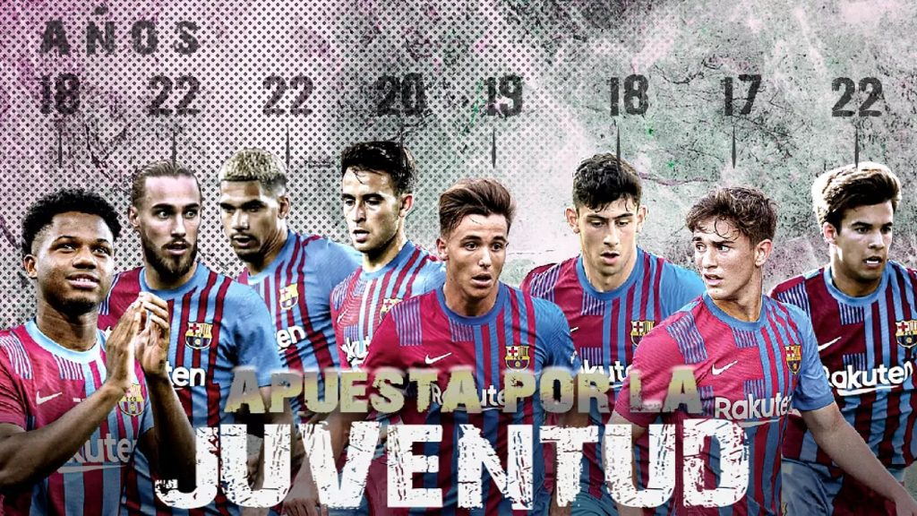 Futuro prometedor del 'baby-boom' del Barça