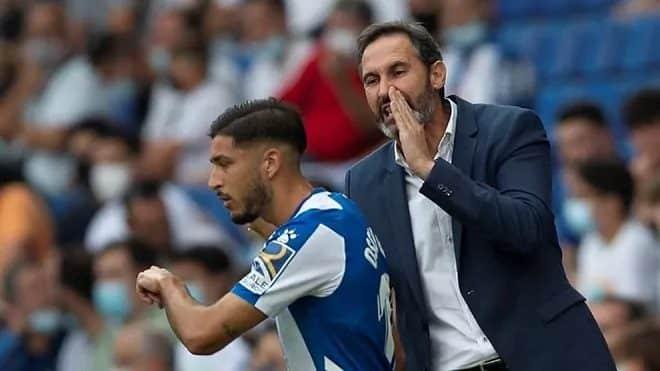 Vicente Moreno, una pesadilla para el Real Madrid