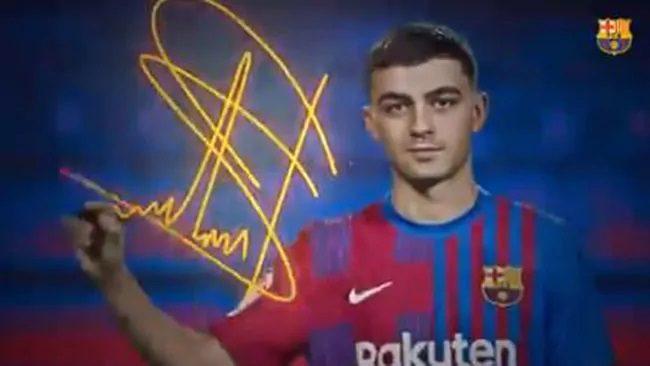 El Barça renueva a Pedri hasta junio de 2026