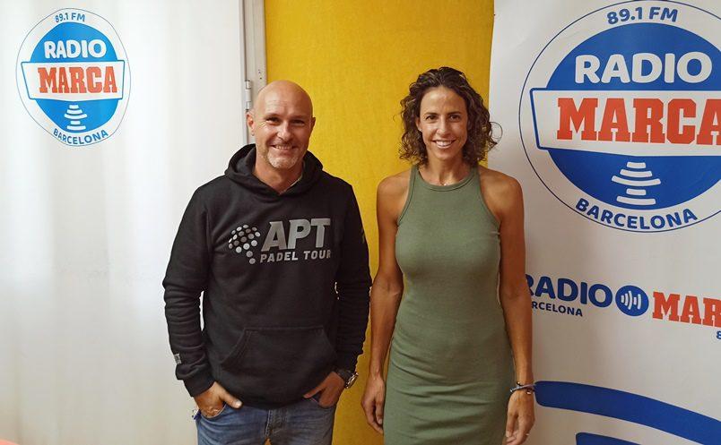 Marta Marrero, La entrevista más cercana.