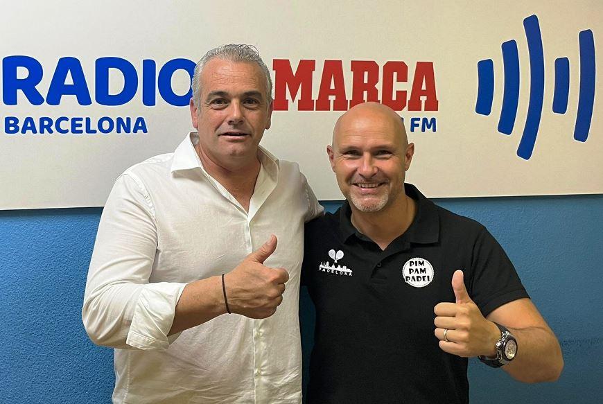 Sergio Navarro, nos presenta la Asociación Española de Jugadores de Pádel
