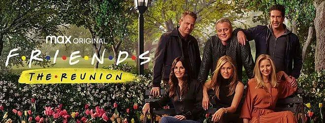 'Friends', el reencuentro más esperado de la TV